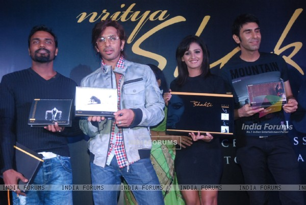 "Terence Lewis, Remo Dsouza and Sandeep grace Zee's ""Dance India Dance"" bash by Shakti Mohan at Andhe"
