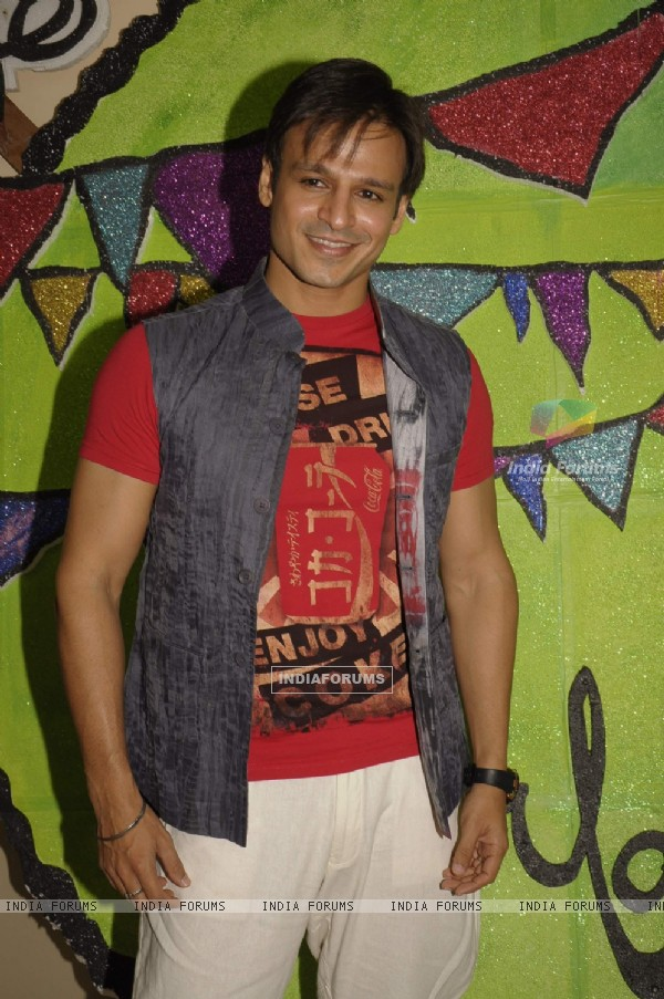 Vivek Oberoi at IIT Powai Mood Indigo. .