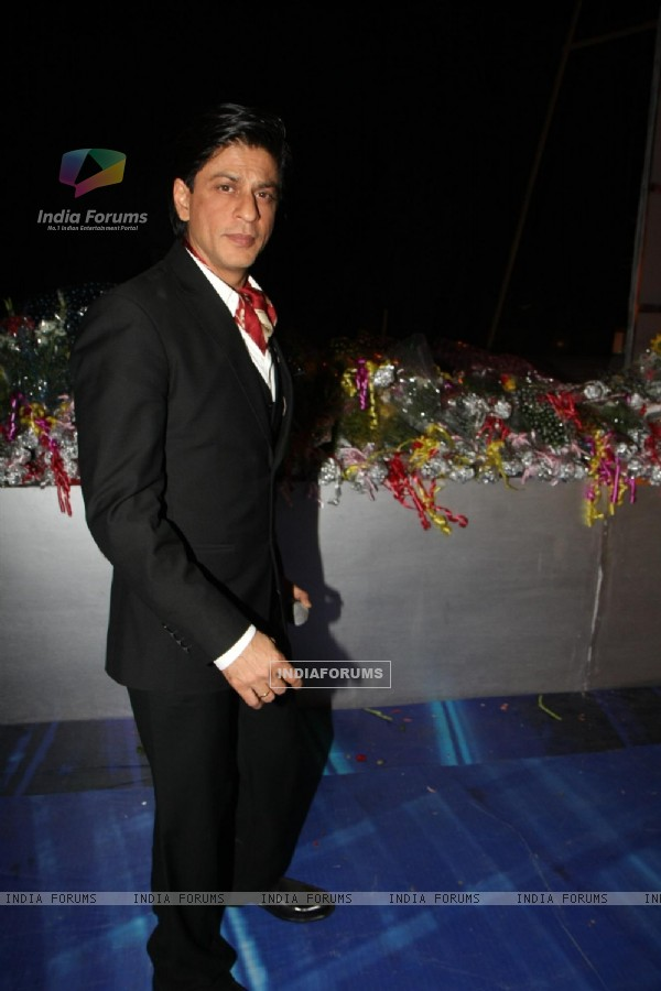 Shah Rukh Khan at Police event Umang-2012