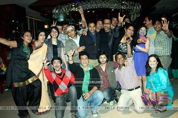 Producer Sudhir Sharma's rocking party for show Na Bole Tum Na Maine Kuch Kaha
