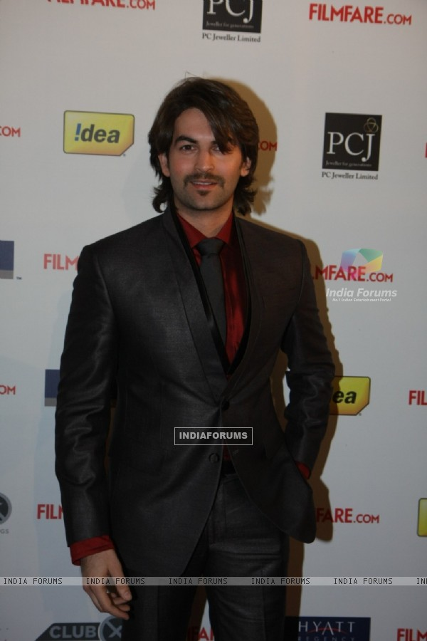 Neil Nitin Mukesh at 57th Filmfare Awards 2011 Nominations Party at Hotel Hyatt Regency in Mumbai