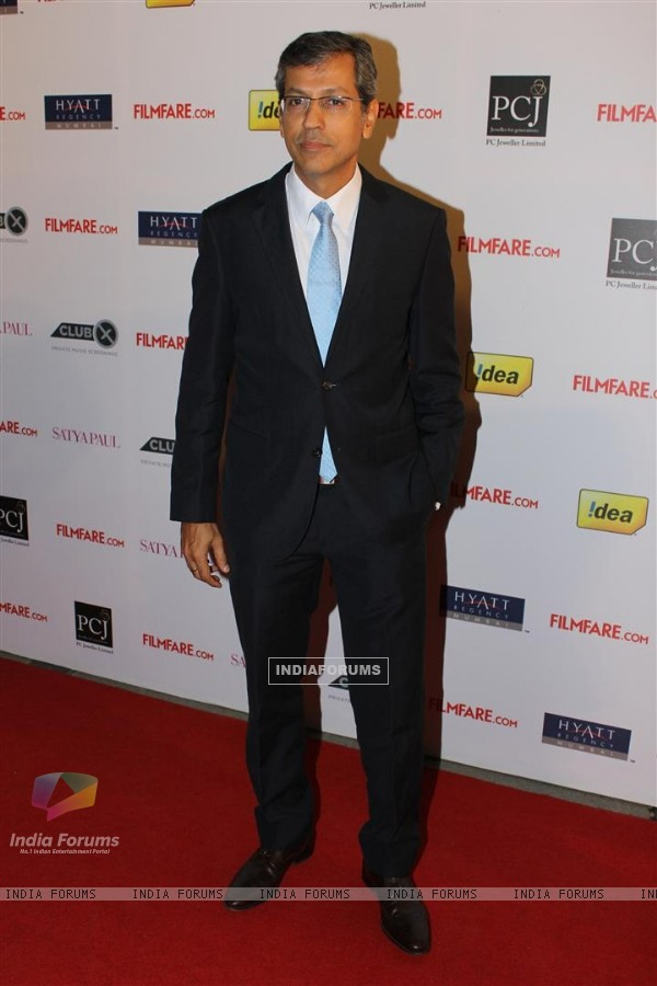 Celeb at 57th Filmfare Awards 2011 Nominations Party at Hotel Hyatt Regency in Mumbai