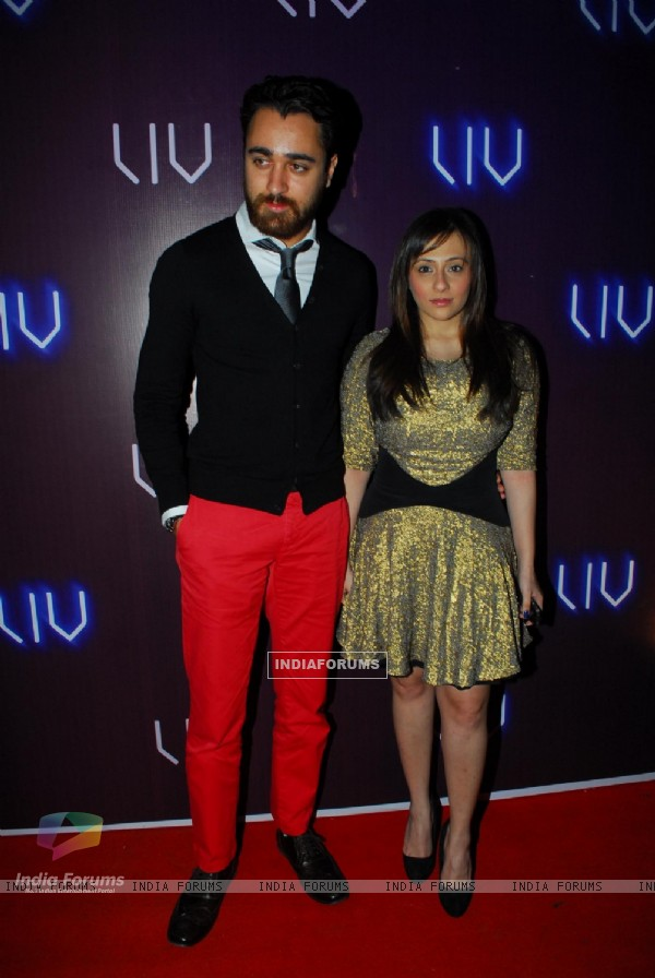 Imran Khan at launch of LIV One Boutique Nightclub in Mumbai