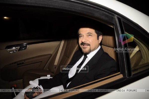 Anil Kapoor at Parmeshwar Godrej's party for Hollywood talk show host Oprah Winfrey in Mumbai