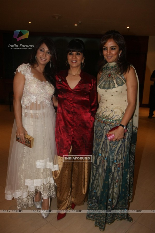 Neeta Lulla at India Kids Fashion Week 2012 Grand Finale at Hotel Lalit Intercontinental in Mumbai