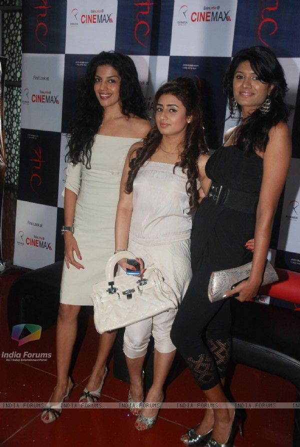 Celebs at Hai horror film launch