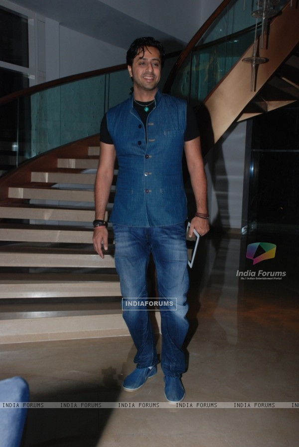 Salim Merchant at Music launch of movie 'Jodi Breakers' at Goregaon (180395)