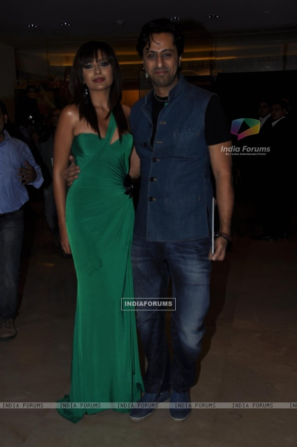 Salim Merchant at Music launch of movie 'Jodi Breakers' at Goregaon (180419)