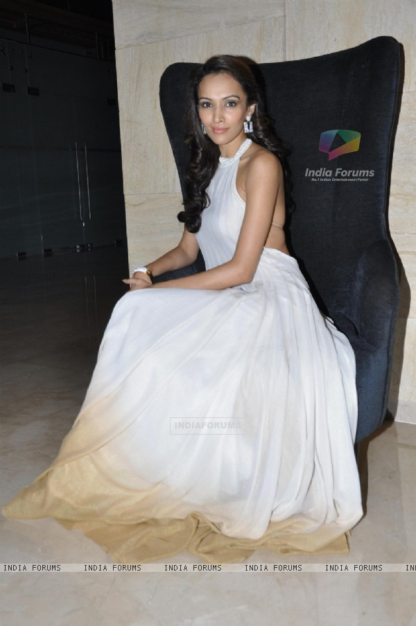 Dipannita Sharma at Music launch of movie 'Jodi Breakers' at Goregaon (180431)