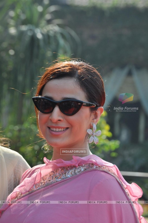 Simone Singh at Hello! Classic Race