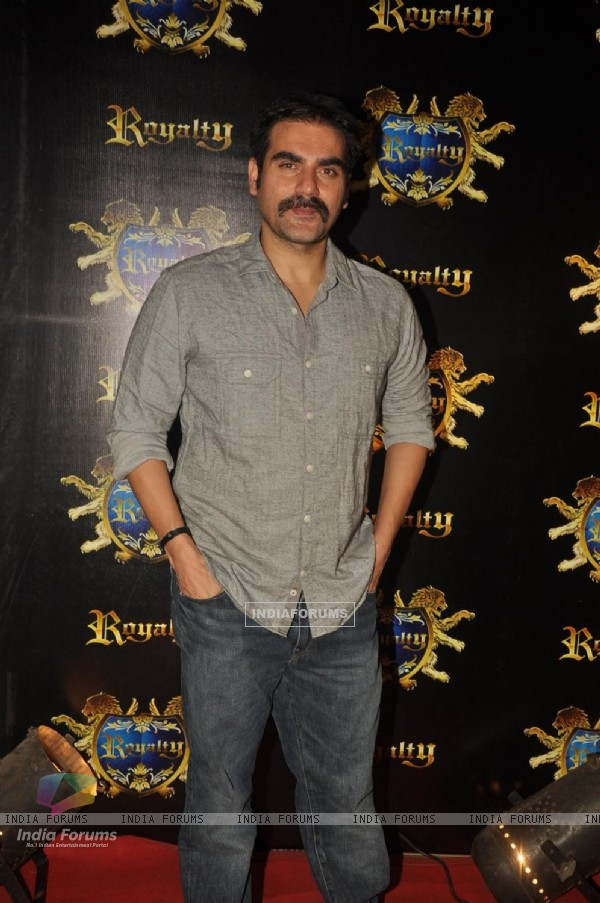 Arbaaz Khan grace Pre Wedding Bash of Ritesh Deshmukh & Genelia Dsouza in Mumbai