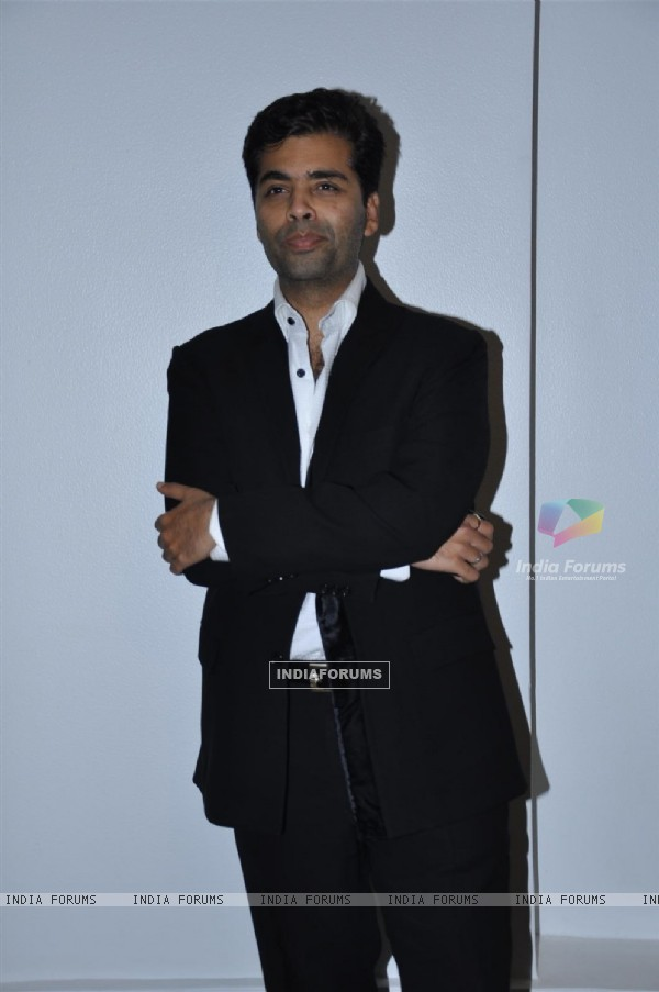 Karan Johar grace Pre Wedding Bash of Ritesh Deshmukh & Genelia Dsouza in Mumbai