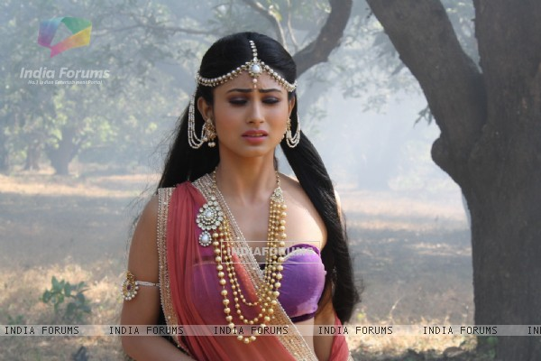 Mouni Roy as Sati in Devon Ke Dev. Mahadev