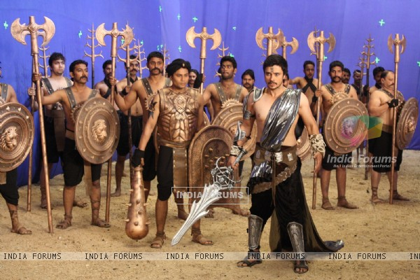 Darshan Gandas as Shukracharya in Devon Ke Dev. Mahadev