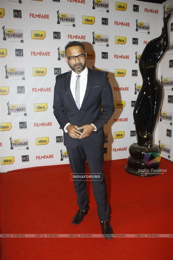 Celebs at 57th Idea Filmfare Awards 2011