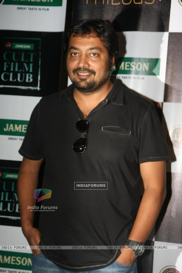 Anurag Kashyap's 1st Jameson Cult Film Club Party