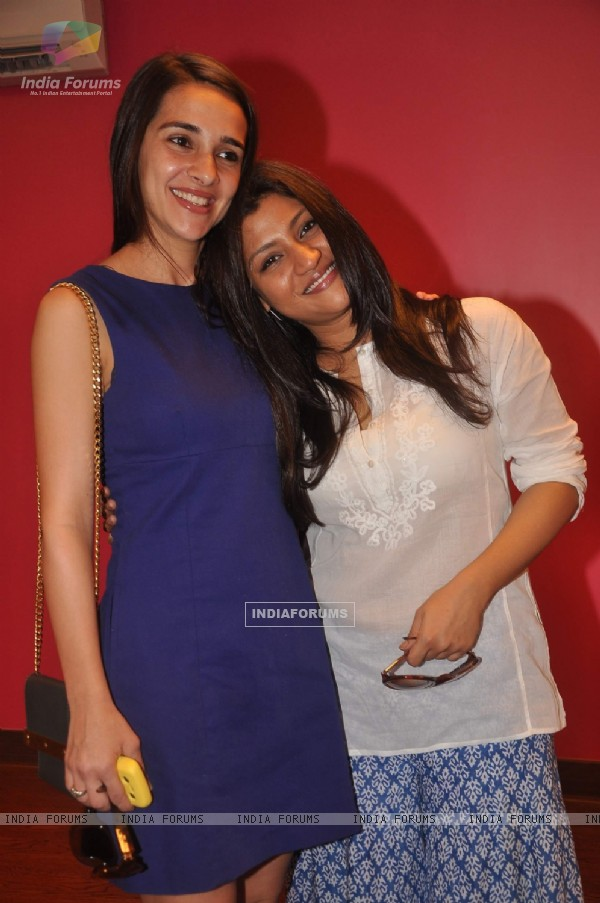 "Konkona Sen at Anuradha Ansari launched her lifestyle studio called ""Studio One Eighty Nine"""