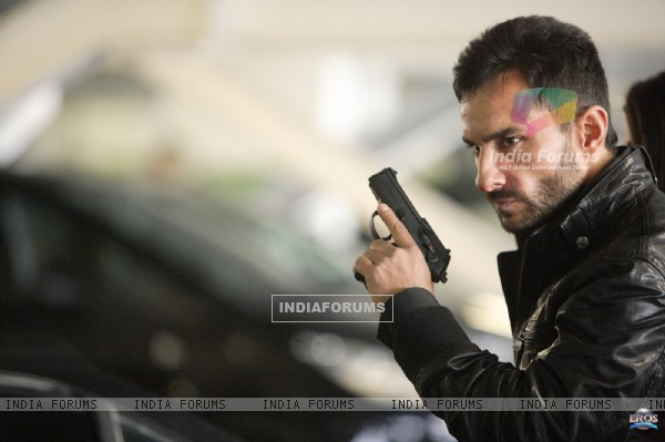 Saif Ali Khan in the movie Agent Vinod (181824)