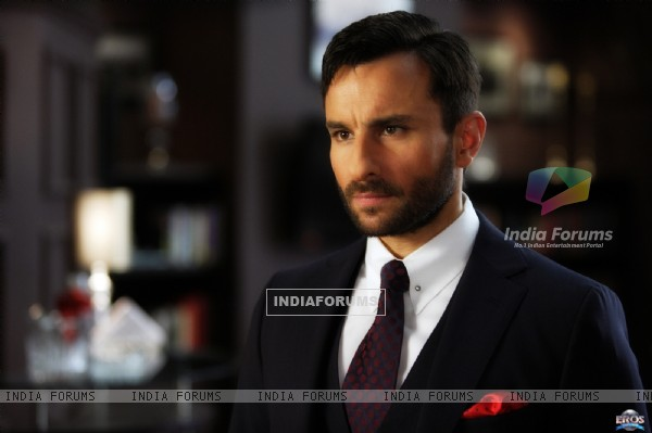Saif Ali Khan in the movie Agent Vinod (181832)