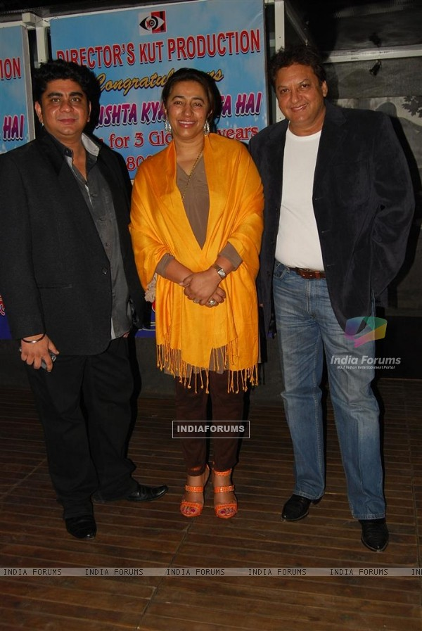 Rajan Shahi at Ye Rishta Kya Kehlata Hai 800 episodes celebration Party in Mumbai