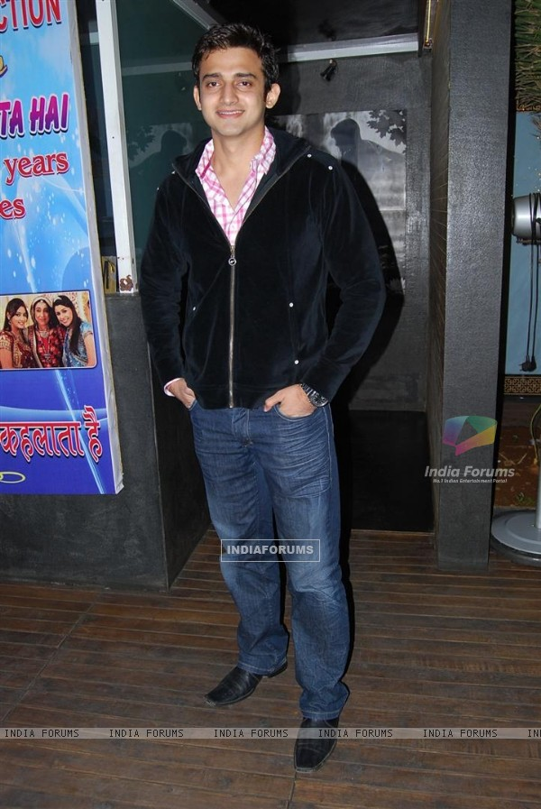 Romit Raj at Ye Rishta Kya Kehlata Hai 800 episodes celebration Party in Mumbai