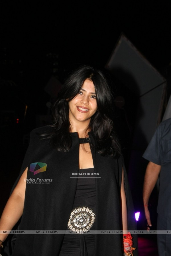 Ekta Kapoor at Kelvinator Gr8 Women Awards 2012 in Mumbai