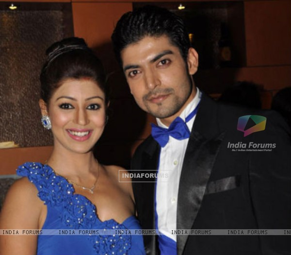 Gurmeet and Debina's 1st wedding anniversary