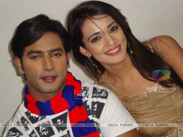 Sehban Azim and Neha Jhulka