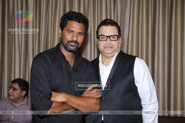 Prabhu Deva Success Party Of Tere Naal Love Ho Gaya