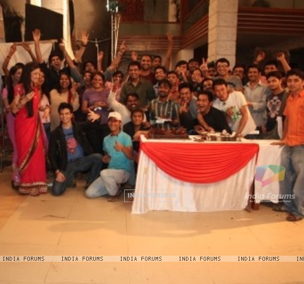 Ko Kya Naam Doon 200 Episodes Celebration in Iss Pyaar Ko Kya Naam
