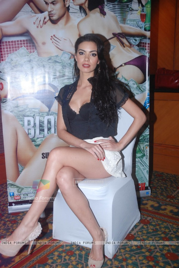 Mia Uyeda at Blood Money Movie Promotion Event (187922)
