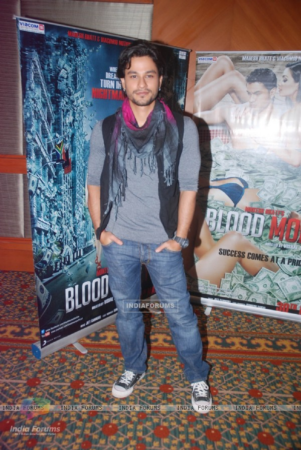 Kunal Khemu at the movie promotion
