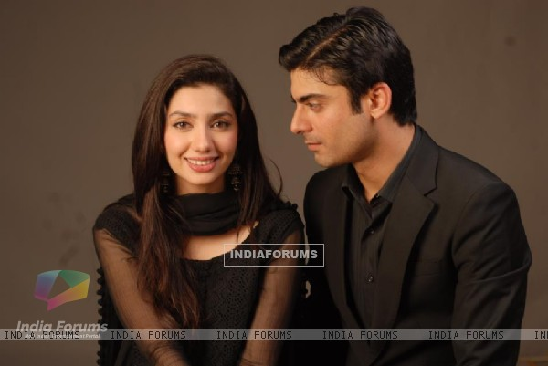 Mahira Khan and Fawad Afzal Khan