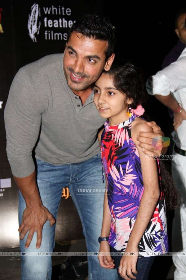 John Abraham at Shootout At Wadala party at Escobar in Bandra, Mumbai
