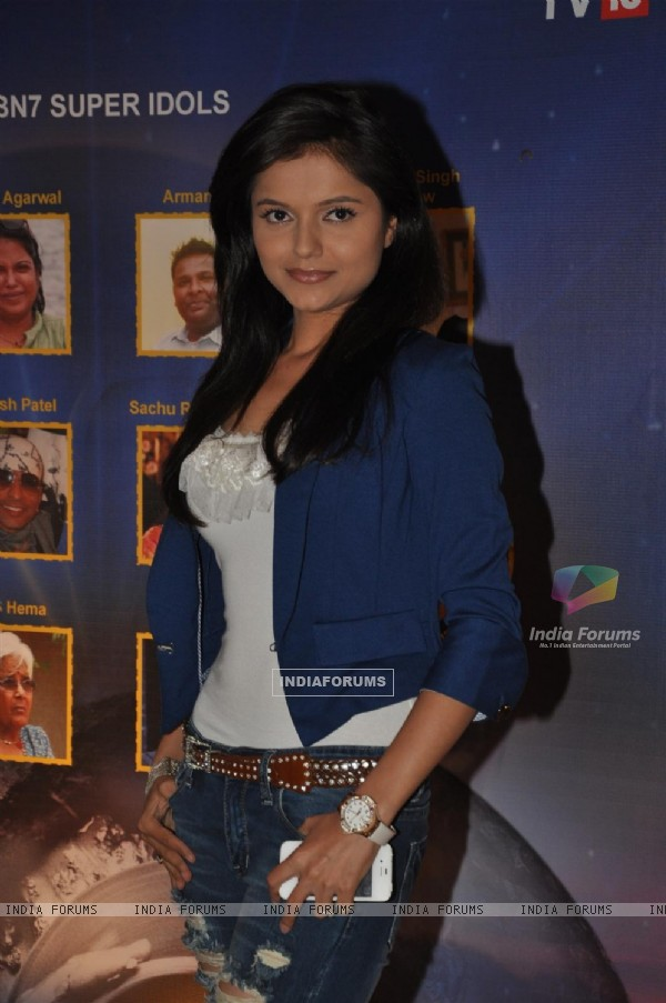 Celebs at IBN7 Super Idols Awards in Mumbai