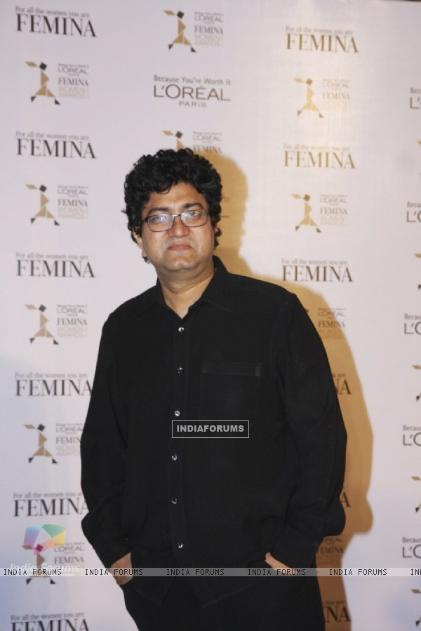 Prasoon Joshi at Loreal Femina Women Awards 2012