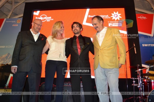 Lonely Planet & Neil Nitin Mukesh launched Switzerland tourism Commercial