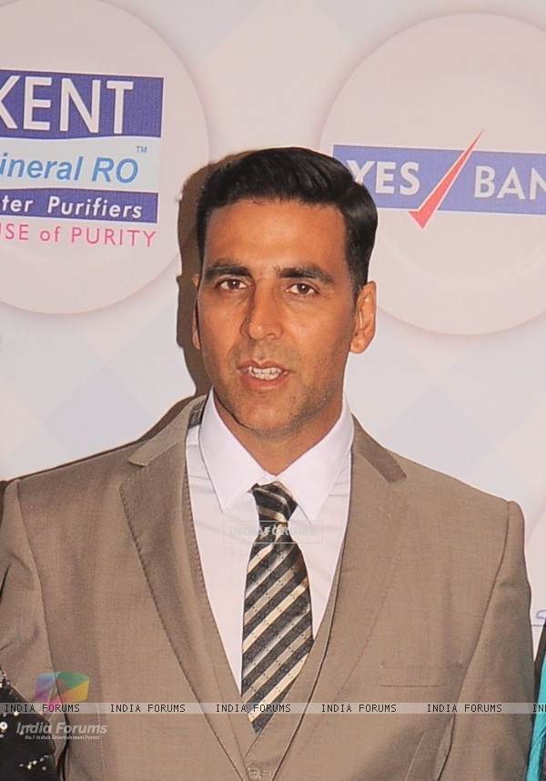 Akshay Kumar at Times Now 'The Foodie Awards' (190184)