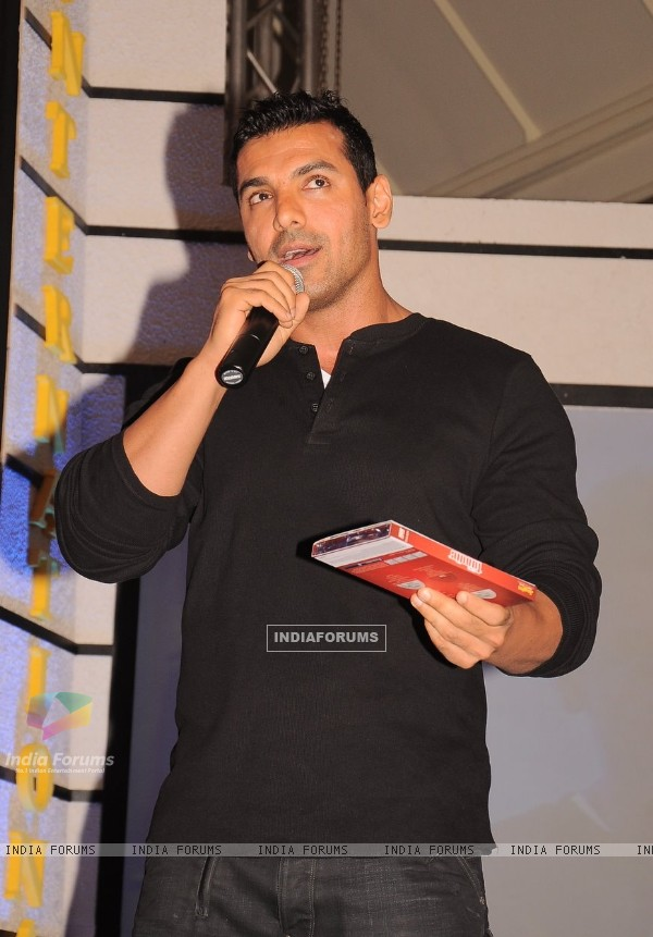 John Abraham at Times Now 'The Foodie Awards'
