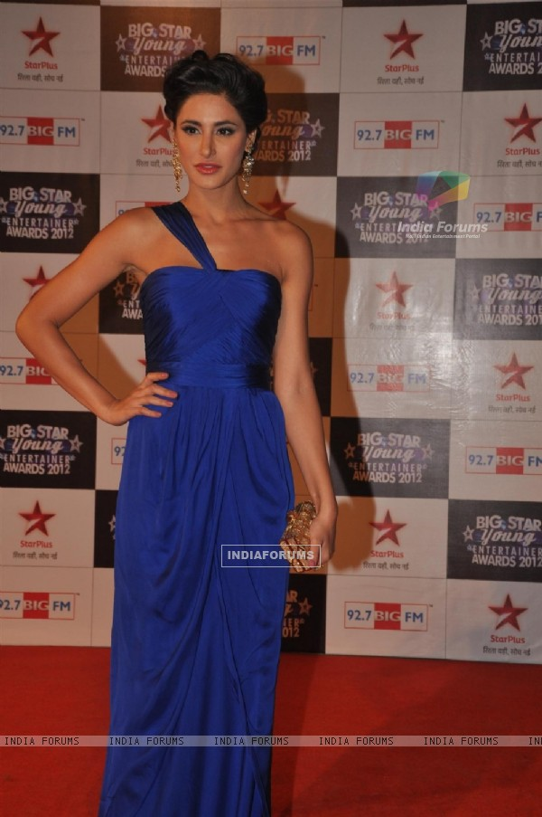 Nargis Fakhri at BIG STAR Young Entertainer Awards 2012