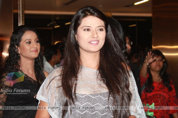 Kratika Sengar at Shashi-Summit succes party for their shows