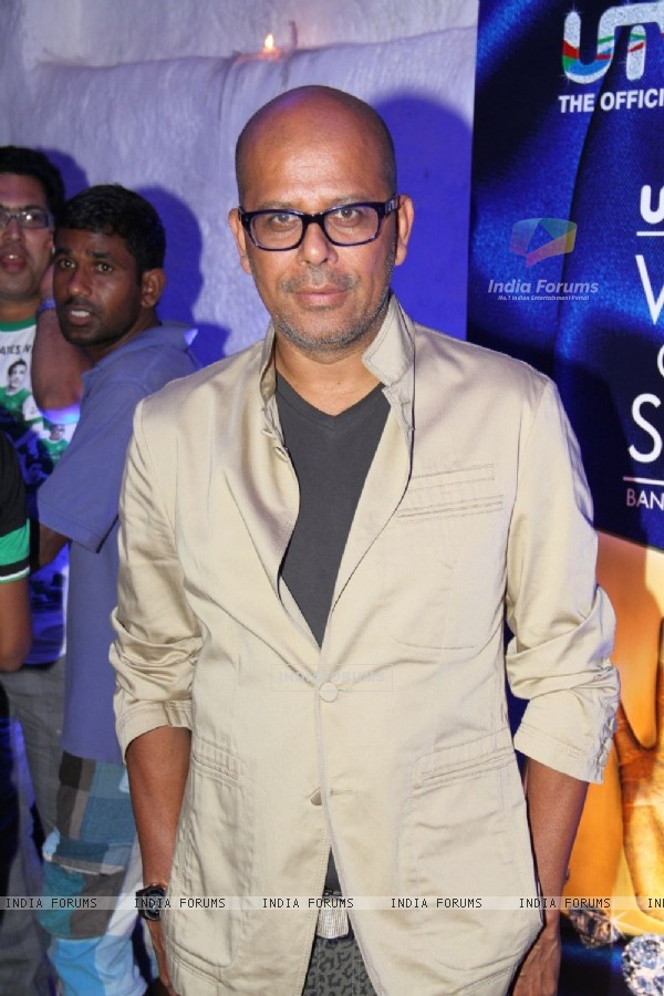Narendra Kumar at UTV Stars Walk of the Stars after party