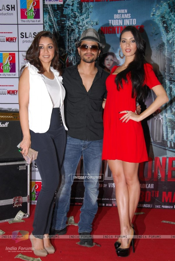 Kunal Khemu, Mia & Amrita Puri promote film 'Blood Money' (191082)
