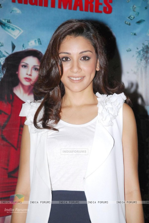Amrita Puri promote film 'Blood Money'