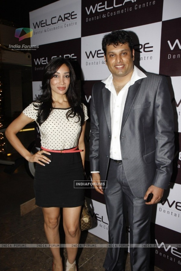 Celebs at launch of Welcare Dental Clinic