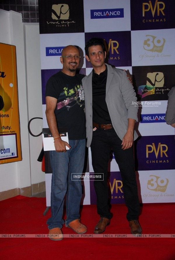 Sharman Joshi at premiere of film Parinda at PVR