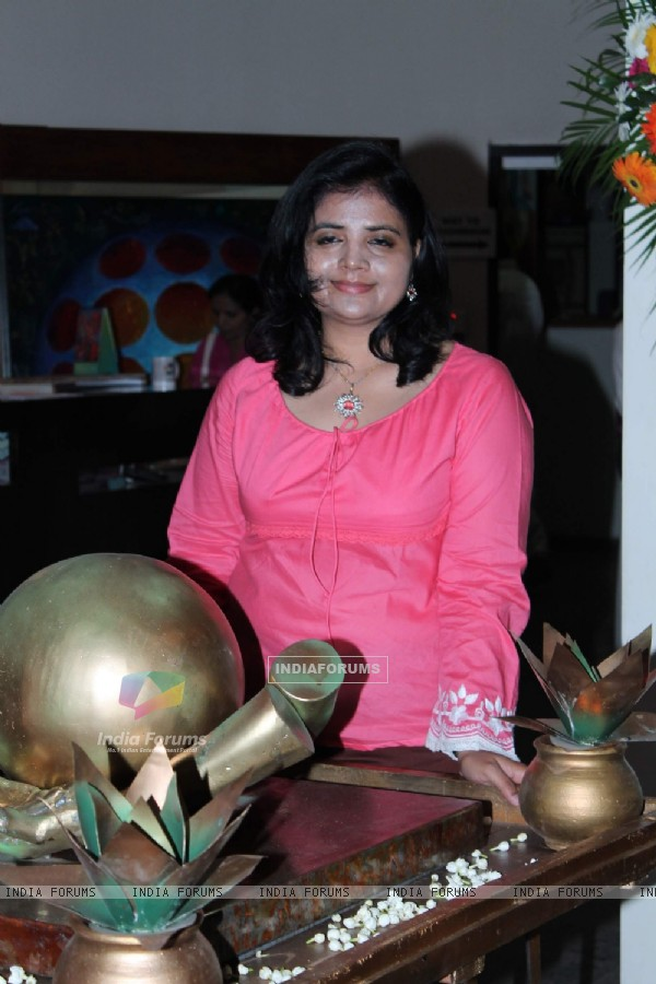 Avani Shah's art preview hosted by Soketu Parikh at Parel
