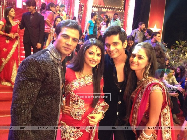 Stars at the Star parivaar promo shoot