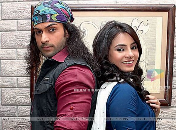 Shaleen Bhanot and Deblina Chatterjee In Sajda Tere Pyar Mein