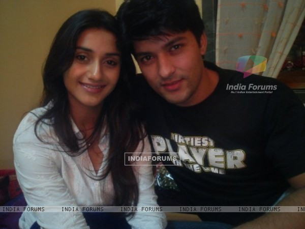 Rati Pandey and Anas Rashid